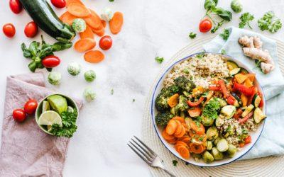 Tres claves para llevar una alimentación saludable